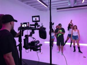 freelance music video