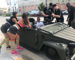 music video production orlando